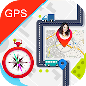 GPS Location Tracker - Route Finder, Maps