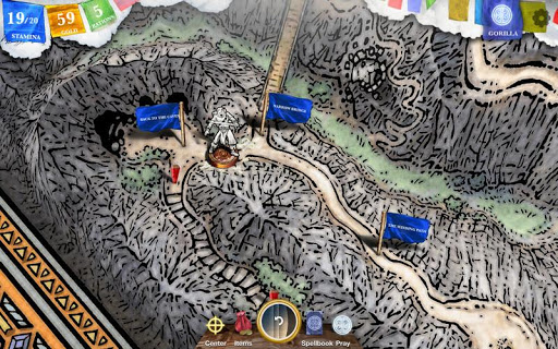 Sorcery! 4 para Android