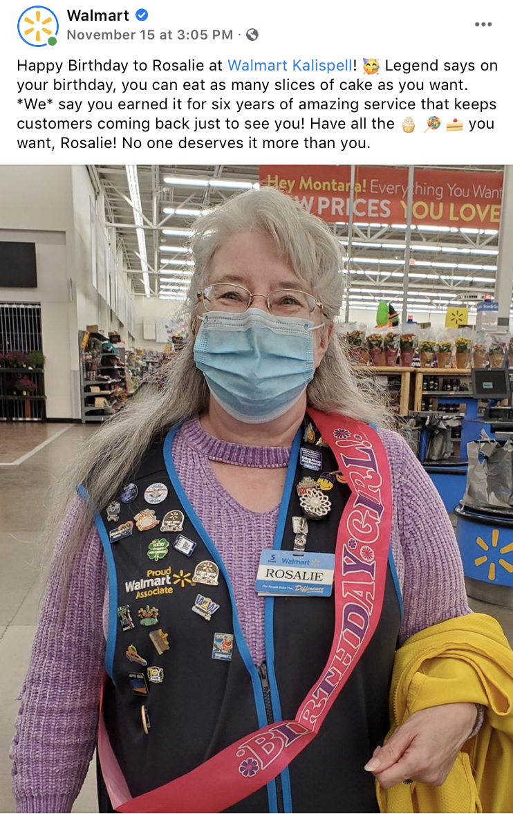 A person wearing a costume  Description automatically generated