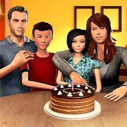 Virtual Keluarga Mama Simulator