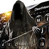 Ghost skeleton Keyboard