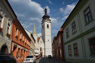Photo: Jego wieża ma 74 m wysokości.