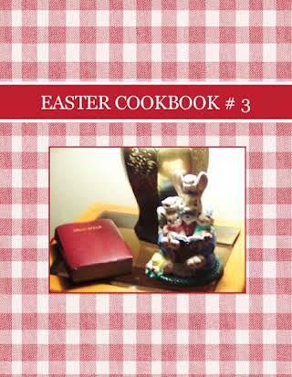 EASTER COOKBOOK # 3