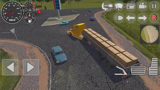 Hard Truck Driver Simulator 3D apkdebit screenshots 6