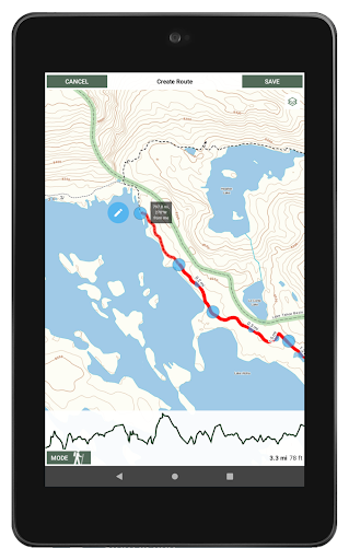 Gaia GPS: Hiking, Hunting Maps screenshot 13