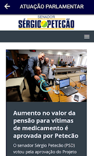 SENADOR PETECÃO- screenshot thumbnail