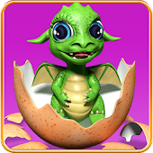 Dragon – virtual pet