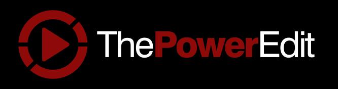 The Power Edit
