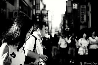 Photo: Tokyo Street Shooting 強い西日 Location; #Shinjuku , #Tokyo , #Japan   #photo #photography #streetphotography #streettogs