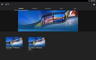 Screenshot of INI TV