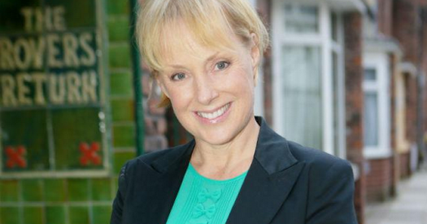 Sally Dynevor leads tributes to Coronation Street producer John Goldie Temple
