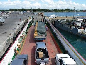 Photo: Ferry from Dalahican to Marinduguqe island