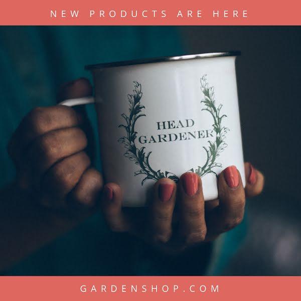 Head Gardener - Instagram Post Template