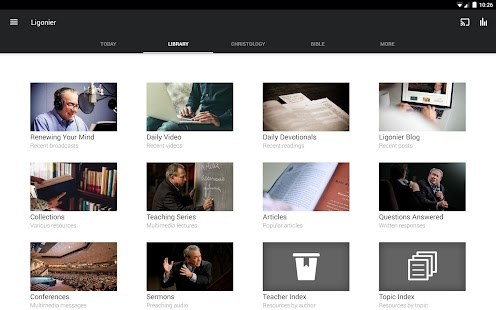 Ligonier Ministries- screenshot thumbnail