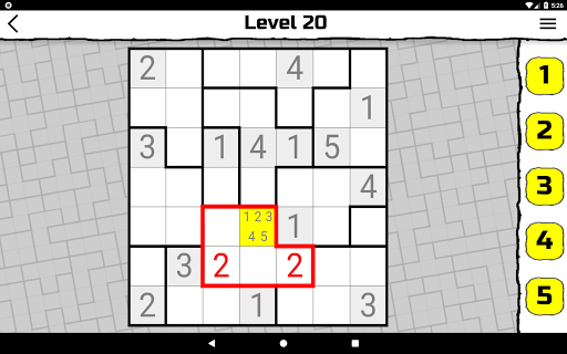 Suguru 2.4 screenshots 11