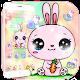 Colorful Cartoon Bunny Theme apk