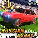 Russian Cars: Derby icon