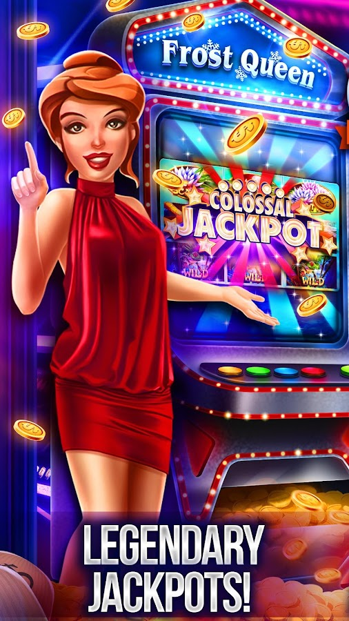 Slots™ Huuuge Casino- screenshot