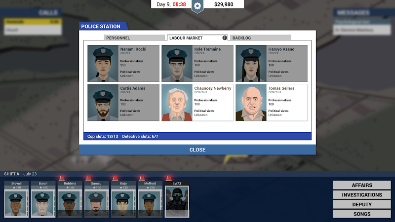 This Is the Police Screenshot 2