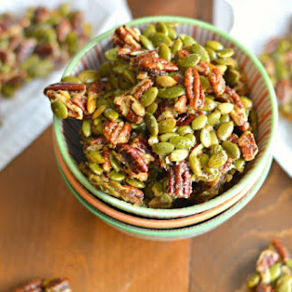 Sugar Ginger Spiced Pecans Recipes
