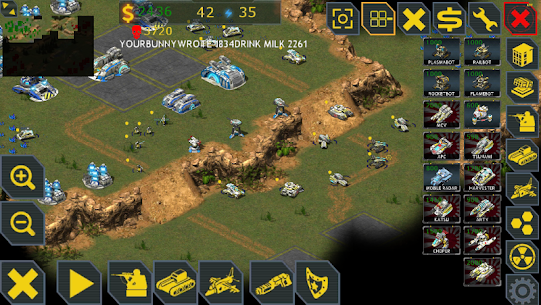 Redsun RTS Premium Mod Apk Download For Android and Iphone 8