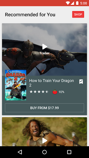 Google Play Movies & TV for PC