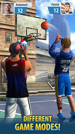 Basketball Stars apkmind screenshots 2