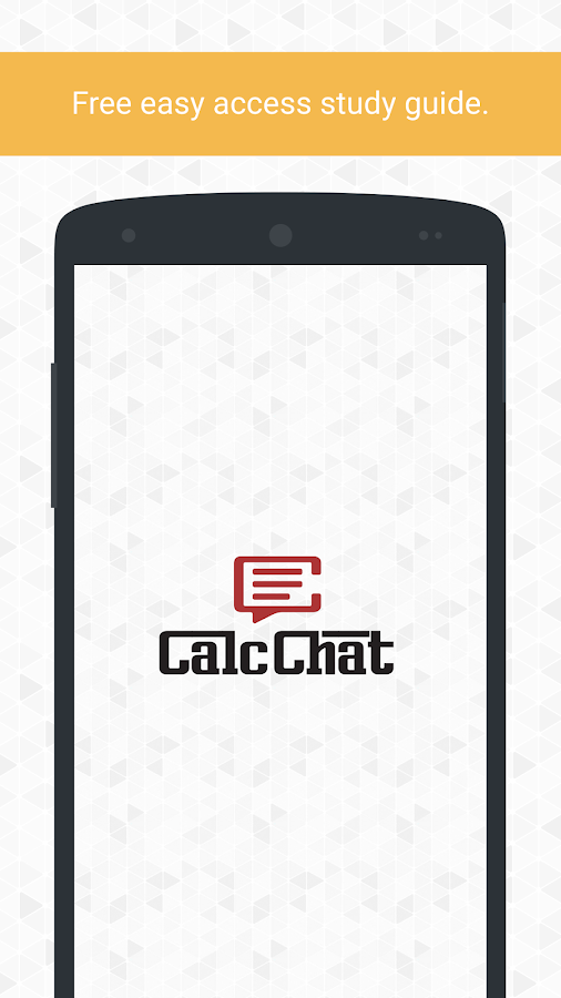 CalcChat- screenshot