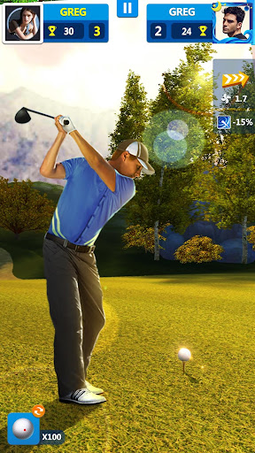Golf Master 3D android2mod screenshots 1