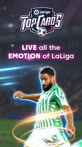 LaLiga Top Cards 2020 - Soccer Card Battle Game 4.1.2 screenshots 24