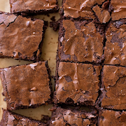 Roastery's Famous Delux Brownies