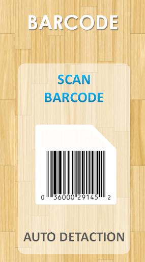 Free QR Code Scanner 2017 screenshot 1
