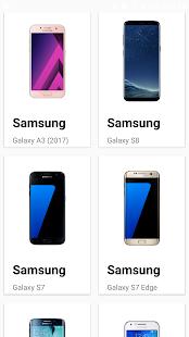 Mobile Info - náhled