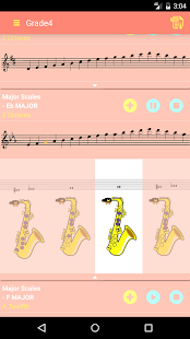 Saxophone Scales All In 1 (G4)- screenshot thumbnail