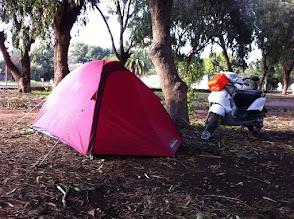 Photo: El Jadida camping