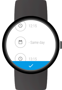 Calendar - for Android Wear- screenshot thumbnail
