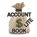 Mobile Account Book HD Lite icon
