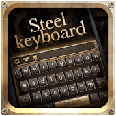 Steel keyboard