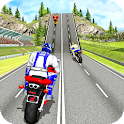 Crazy Bike Racing Real Stunt Games icon