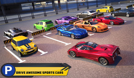 Multi Car Parking Mania: Smart Crane Driving Games 1.1 screenshots 13