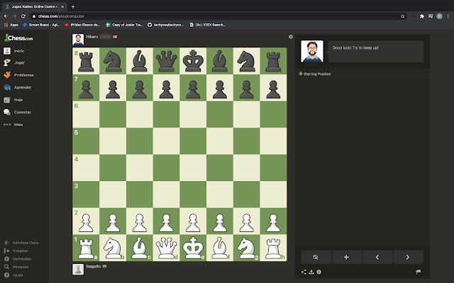 Hide Chess Rating