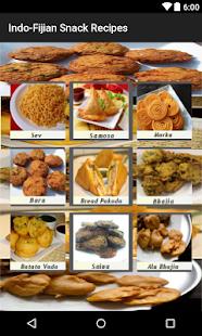 Indo-Fijian Snack Recipes - náhled