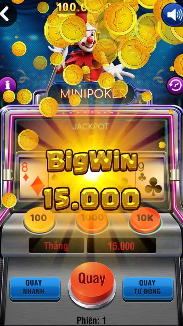 Nổ Hũ Win Club Quay Hũ Thắng Lớn mini game Poker