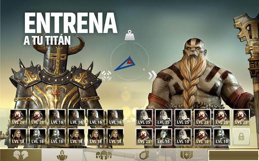 Dawn of Titans - Estrategia bu00e9lica u00e9pica  trampa 2