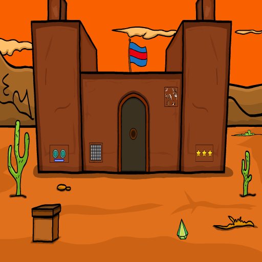 Desert Man Rescue 2 1.0.0 de.gamequotes.net 1