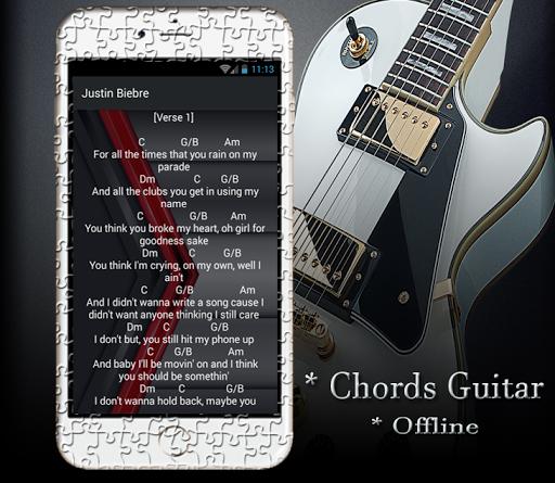 Modern Be Yourself Guitar Chords Photo - Beginner Guitar Piano ...