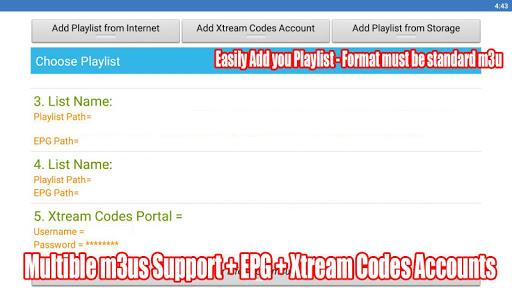 PC u7528 Ultimate IPTV Playlist Loader PRO 1