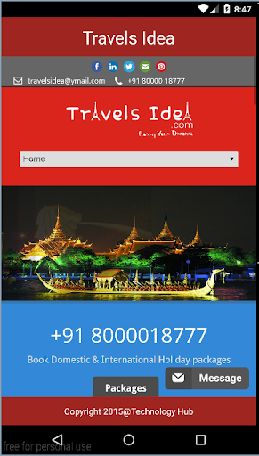 TravelsIdea