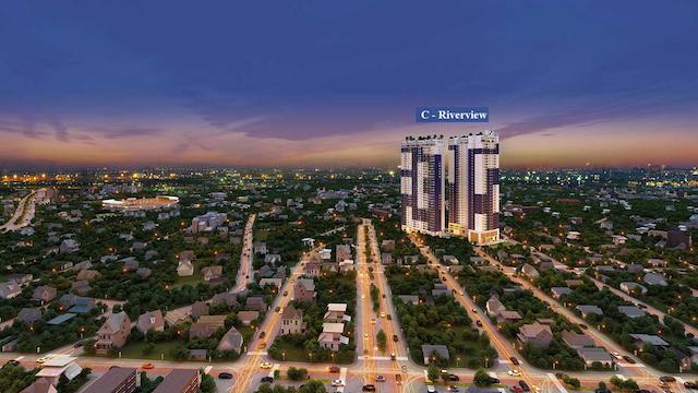 Cập nhật giá bán căn hộ C River View Bình Dương 2021