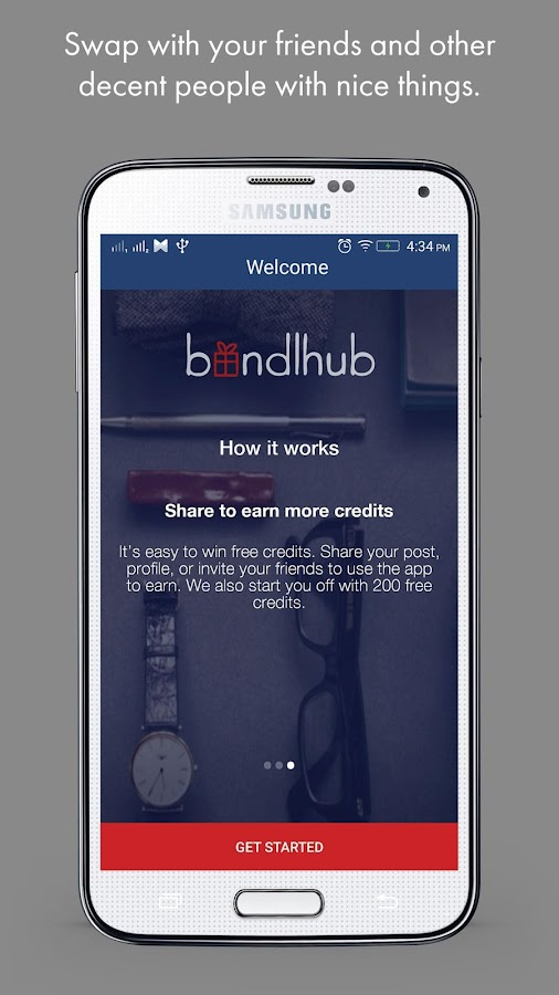 Bundlhub- screenshot
